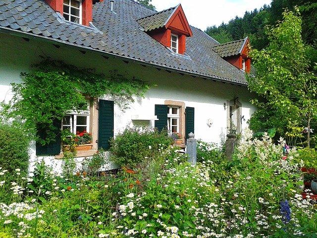 rodinný dům se zahradou
